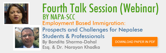NAPA - Fourth Talk Session