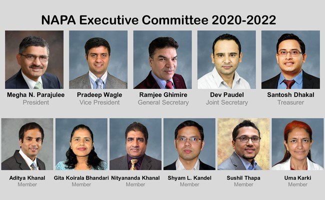 Executive Committee 2020-2022